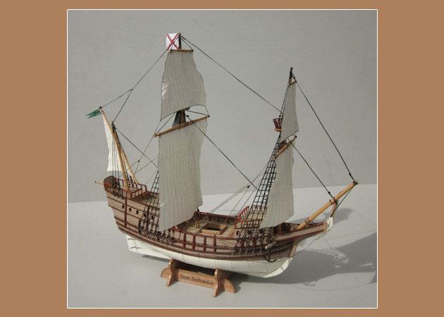 thuyen-spanish-galleon-ver-1-1 -kit168.com