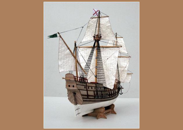 thuyen-spanish-galleon-ver-1 -kit168.com