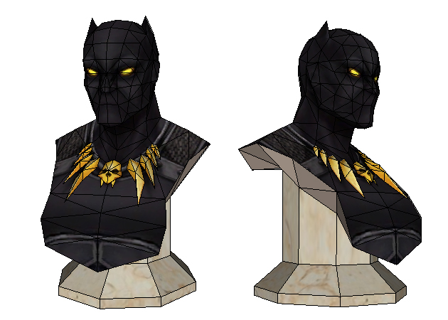 black-panther-bust-marvel