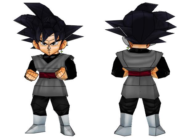 chibi-black-goku
