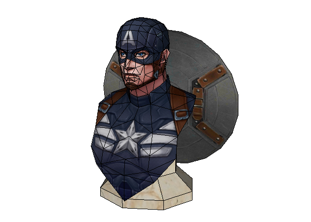 captain-america-bust-marvel