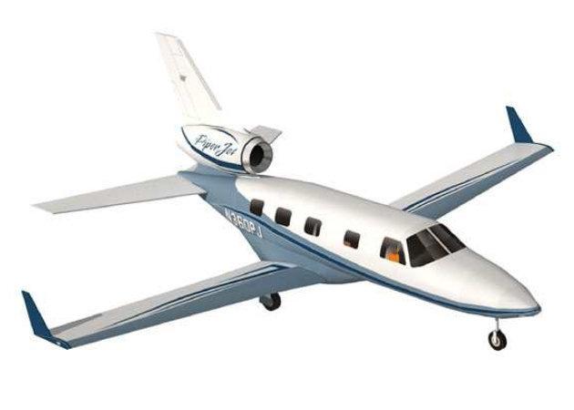 piper-pa-47-piper-jet-kit168-com