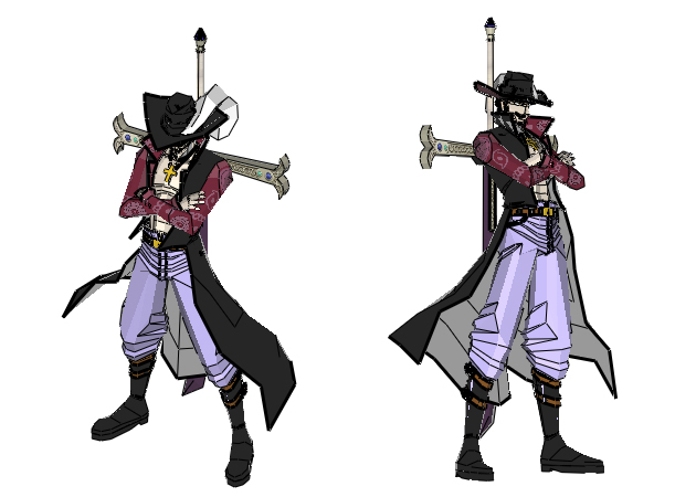 dracule-mihawk-one-piece