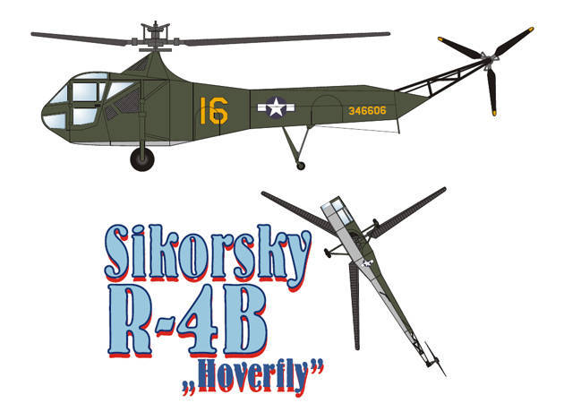 truc-thang-sikorsky-r-4b-hoverfly-kit168-com