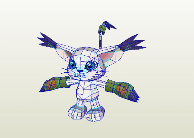digimon-gatomon