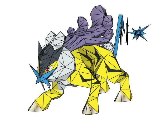 pokemon-raikou-1