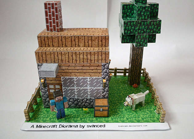 minecraft-diorama-kit168.com