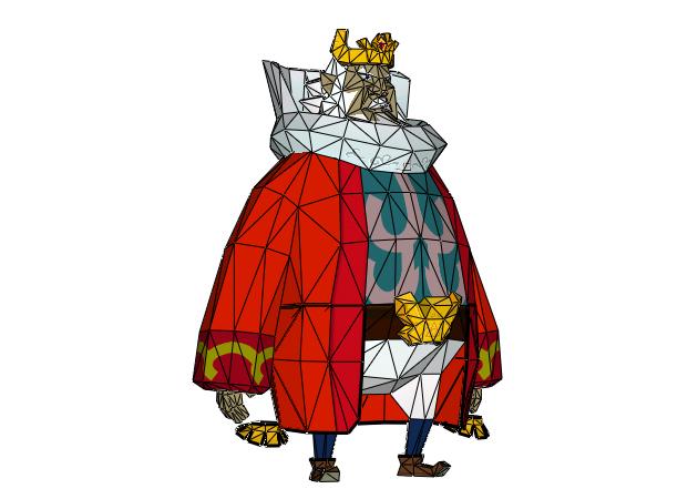 king-daphnes-of-hyrule-zelda-2