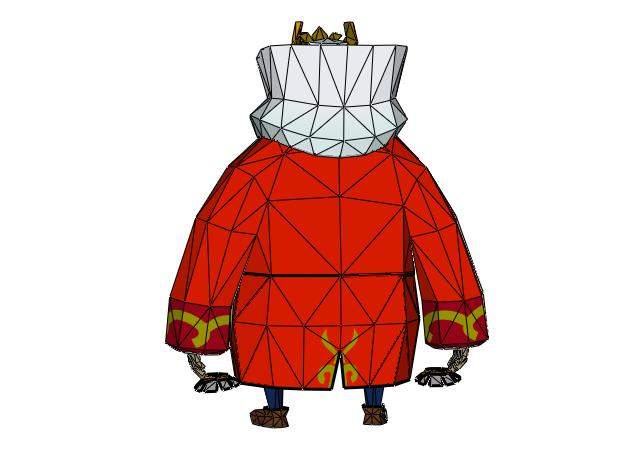 king-daphnes-of-hyrule-zelda-3