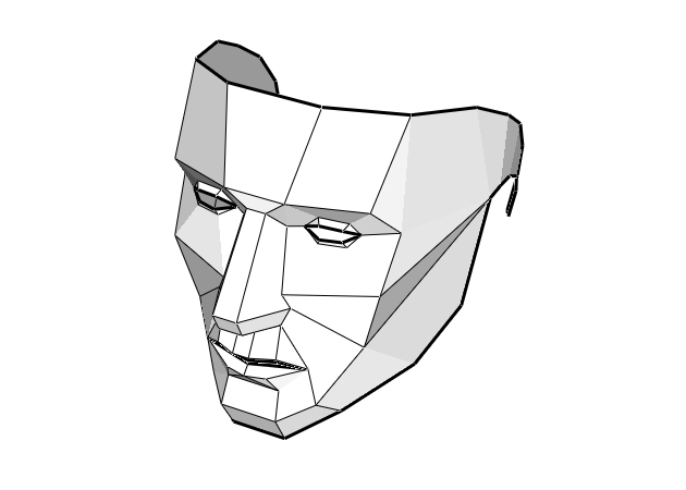 low-poly-mask-2