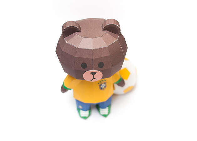 brown-bear-soccer-brazilian-1-kit168.com