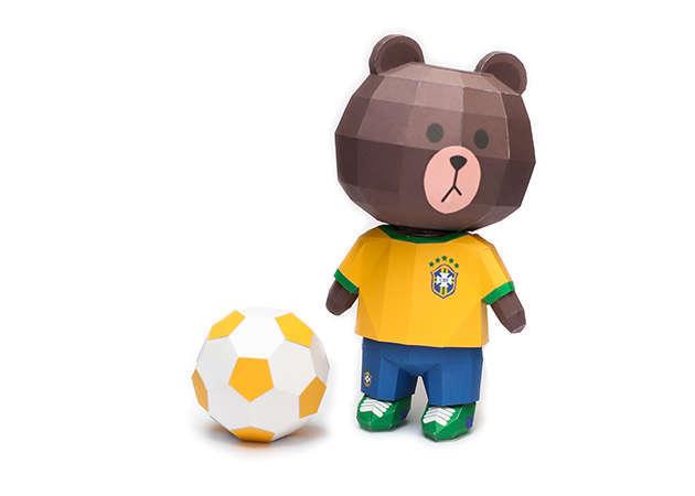 brown-bear-soccer-brazilian-2-kit168.com