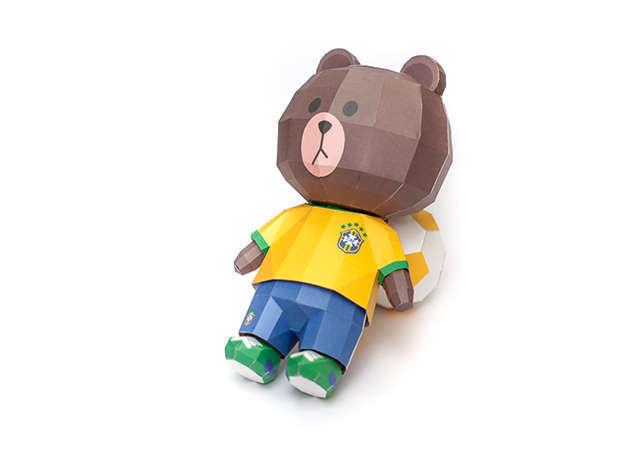 brown-bear-soccer-brazilian-5-kit168.com