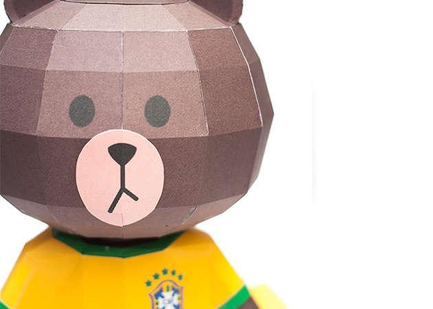 brown-bear-soccer-brazilian-6-kit168.com