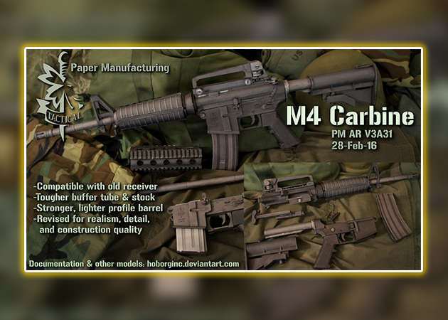 pm-m4-carbine-ar-v3a31-kit168.com