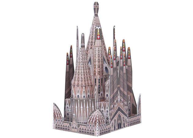 sagrada-familia-mini-spain-1-kit168.com