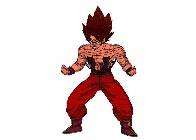 kaio-ken-goku-dragon-ball-z-1