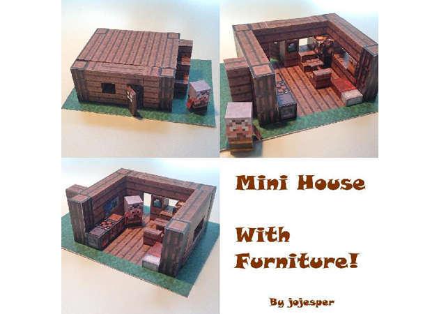 advanced-mini-house-with-furniture-kit168.com