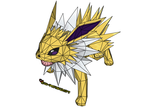 pokemon-jolteon-1