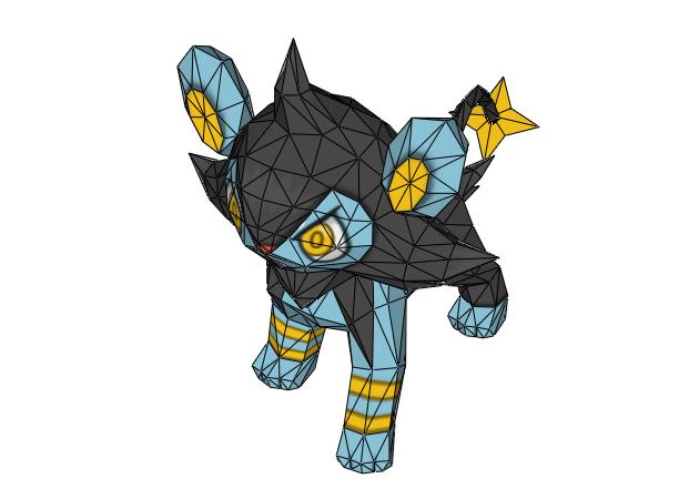 pokemon-luxio-ver-2-1