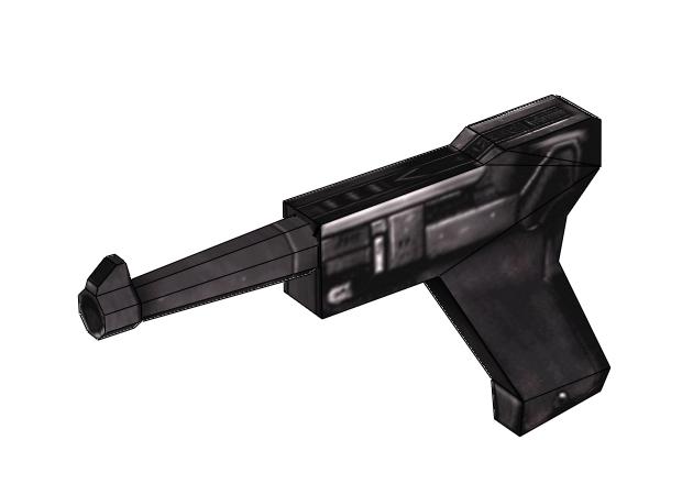 wolfenstein-luger-pistol
