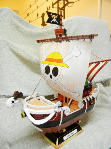 Going Merry Ship - One Piece